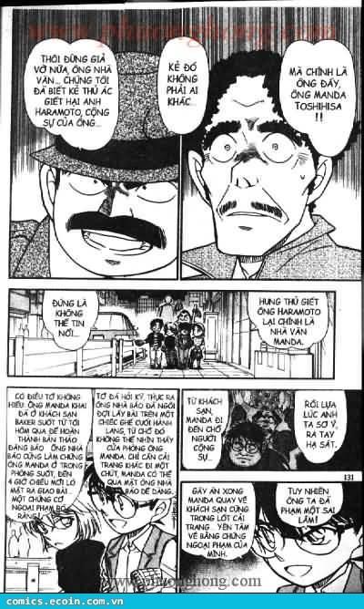 Detective Conan - Thám Tử Lừng Danh Conan chap 540 page 11 - IZTruyenTranh.com