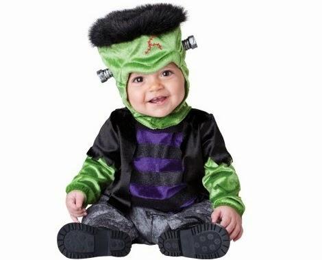 Disfraces de Halloween para Bebes