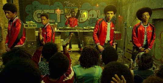 The Get Down 2016 Série 720p HD WEBrip completo Torrent