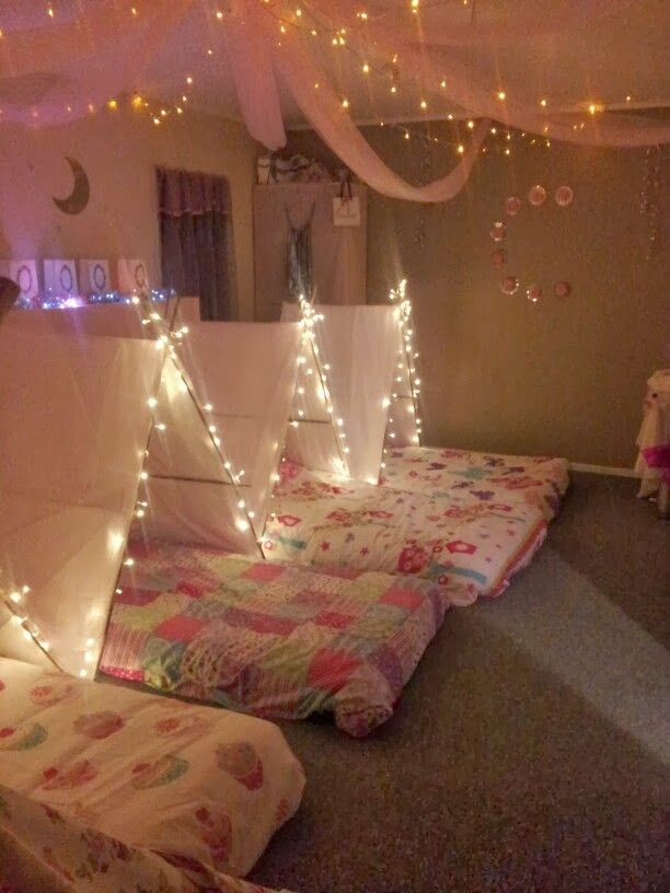 Crafty Texas Girls 18 Slumber Party Ideas