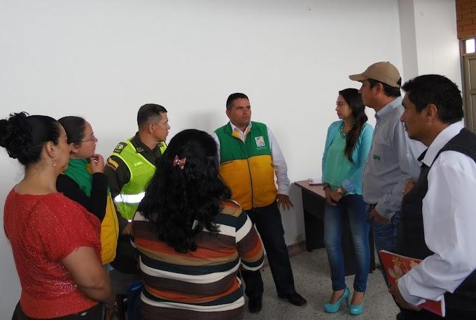 García Rovira se prepara para la V Jornada de Recolección de Residuos Posconsumo