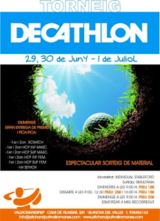 torneig Decatholn en P&P Vallromanes