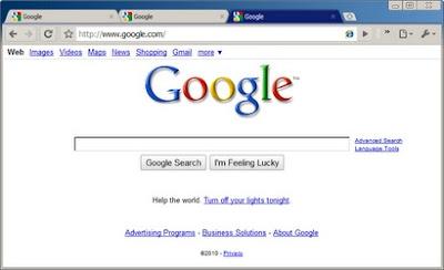 Windows 2000 Classic theme za Google Chrome