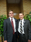 Elder Jardine and Gosar