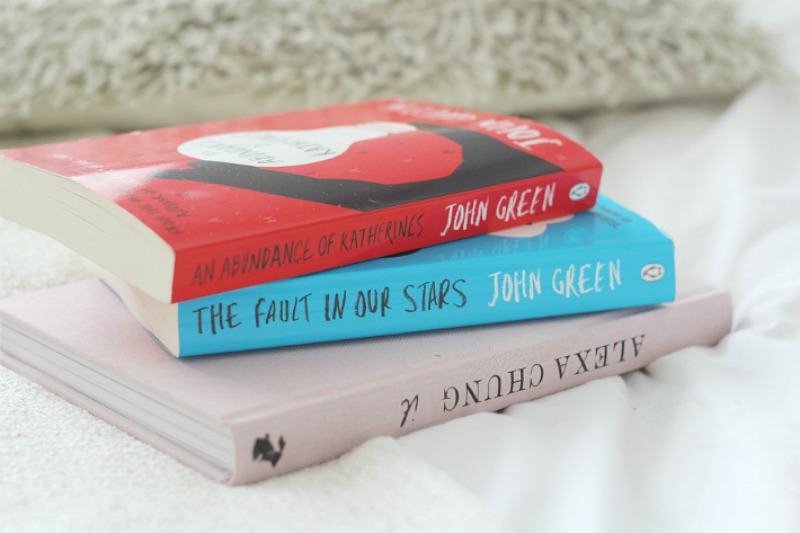 The Books On My Reading List by a UK Beauty Blog