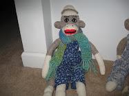 Corwin's monkey