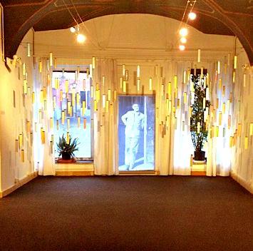Hamvas Béla, Szentendre, kiállítás