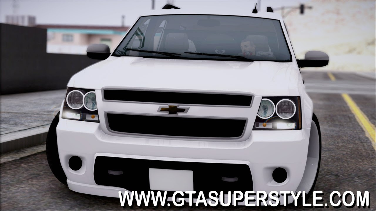 GTA SA - Chevrolet Suburban