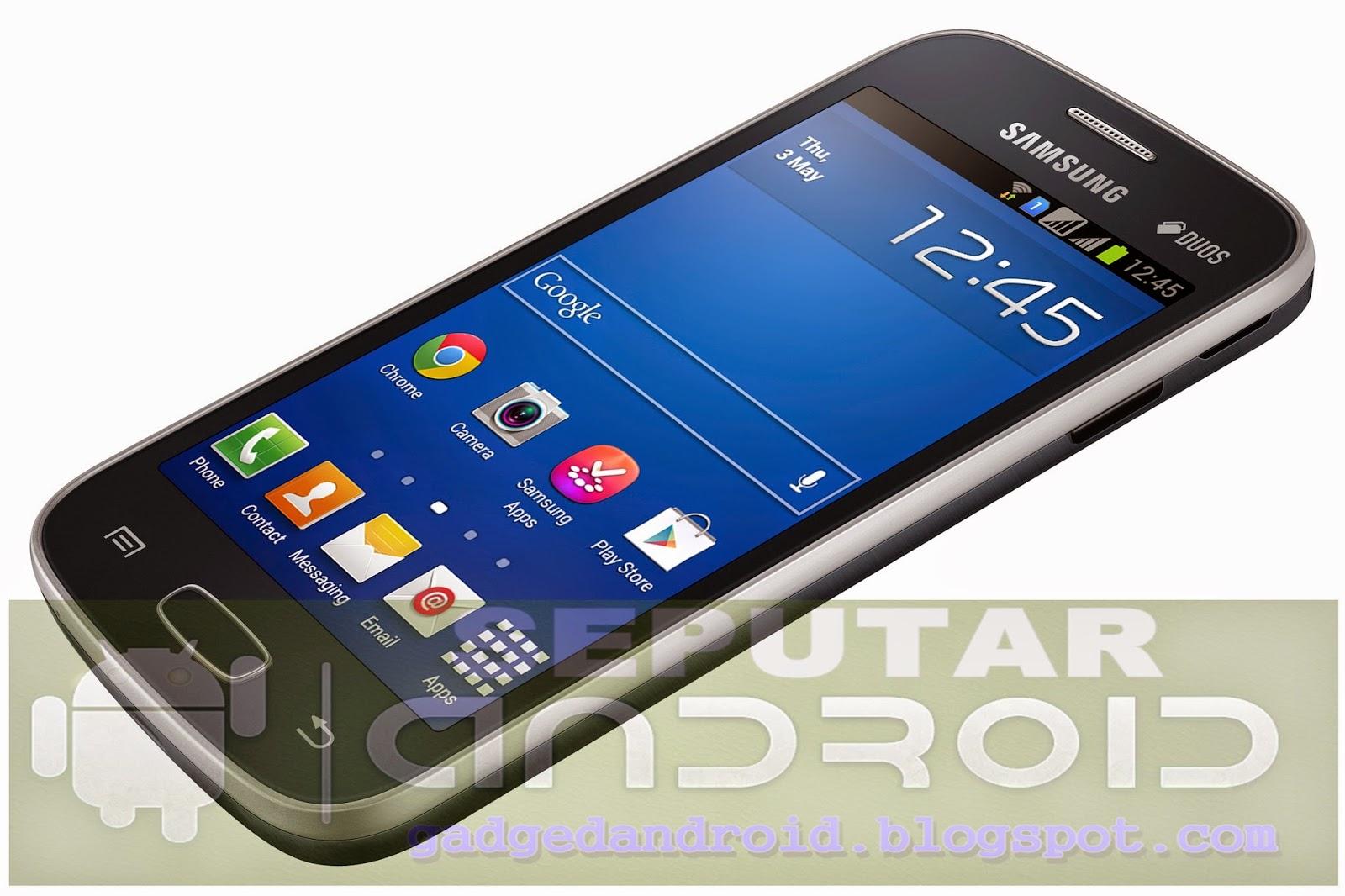 Cara Root Dan Instal CWM Samsung Galaxy Star Plus GT-S7262