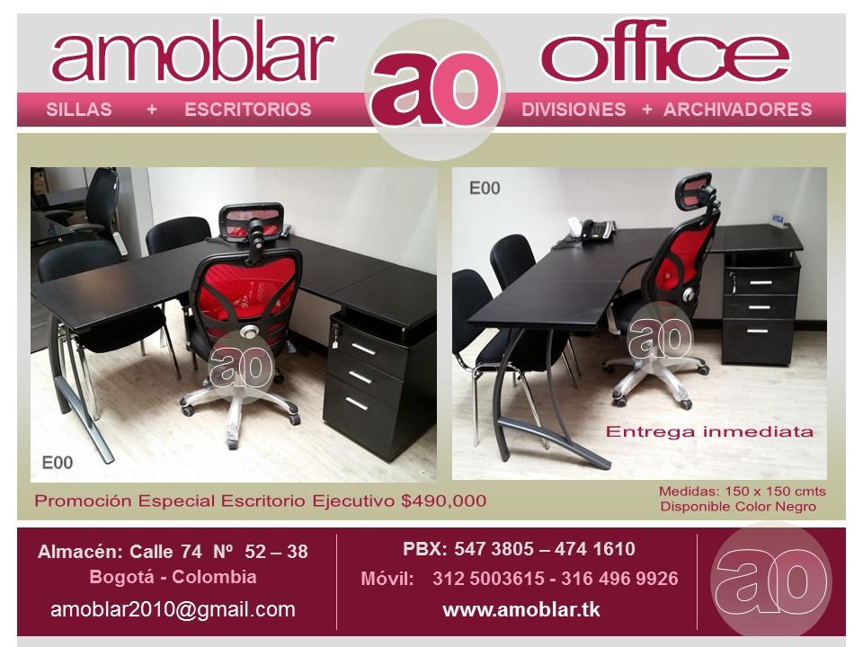 AMOBLAR OFFICE - Muebles de oficina