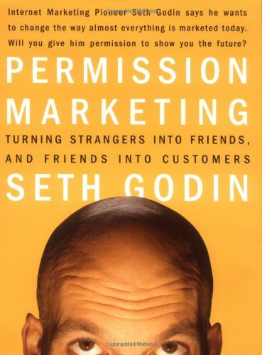 Top 5 Marketing Books: Permission Marketing