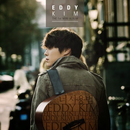 [MINI ALBUM] Eddy Kim - The Manual