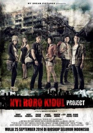Film Nyi Roro Kidul Project 2014 di Bioskop