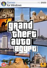 تحميل لعبة جاتا المصرية 2013 Download GTA In Egypt Streets