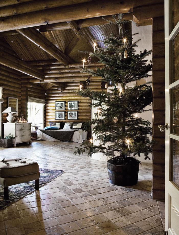 Una pizca de hogar caba a r stica y n rdica - Casas nordicas decoracion ...