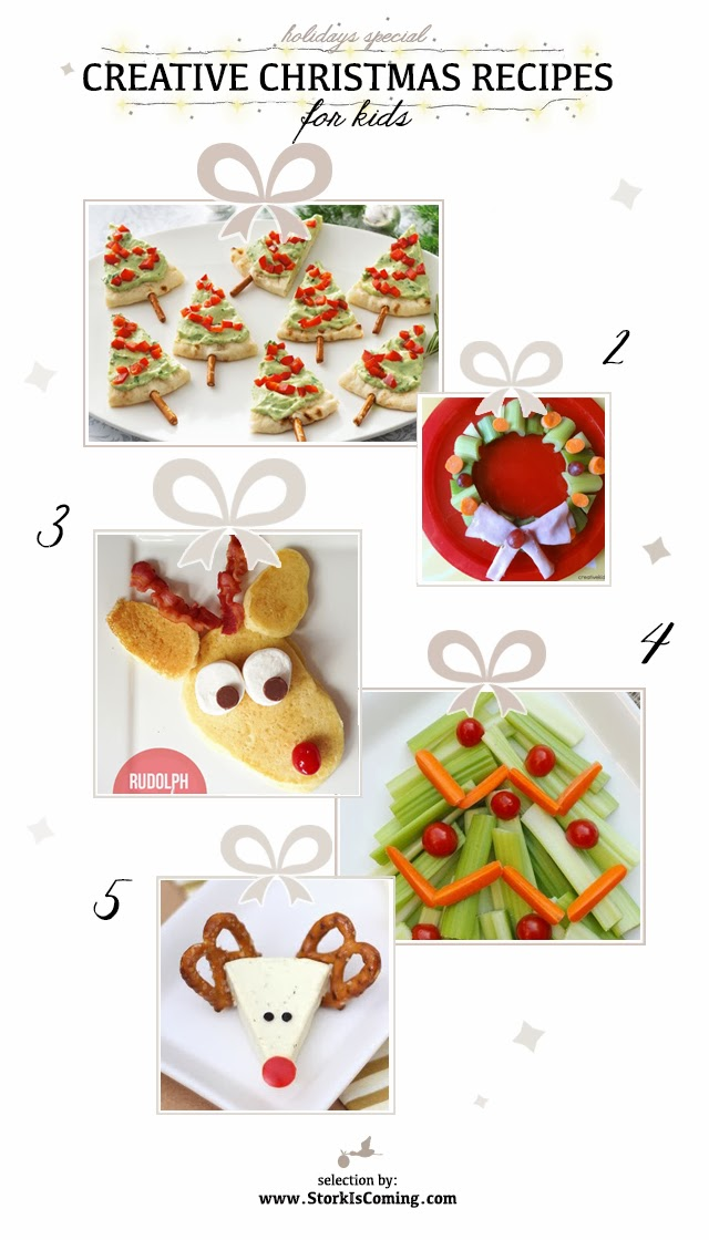 christmas recipes ideas for kids
