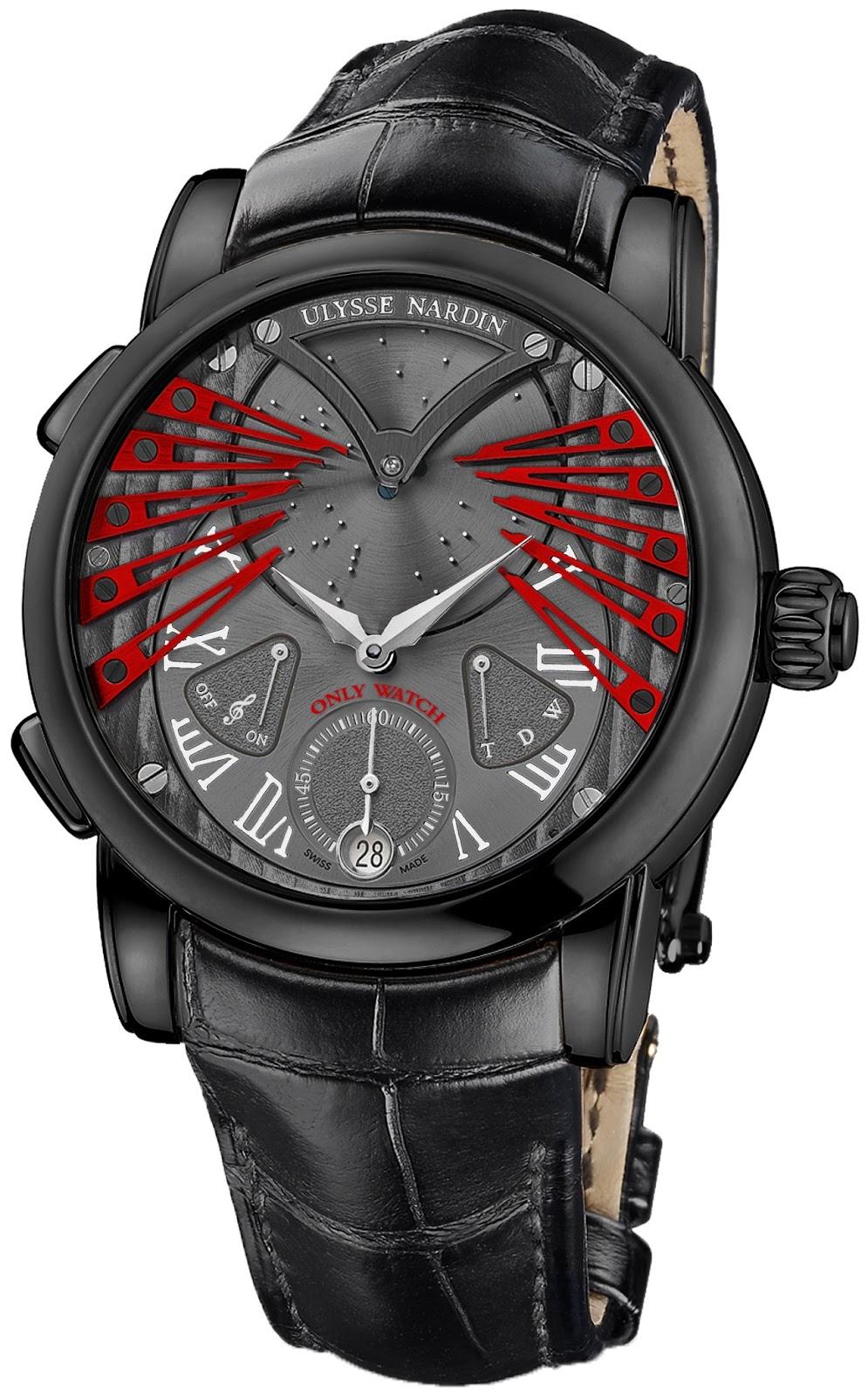 j 39 aime les montres la montre du jour ulysse nardin stranger only watch 2015. Black Bedroom Furniture Sets. Home Design Ideas