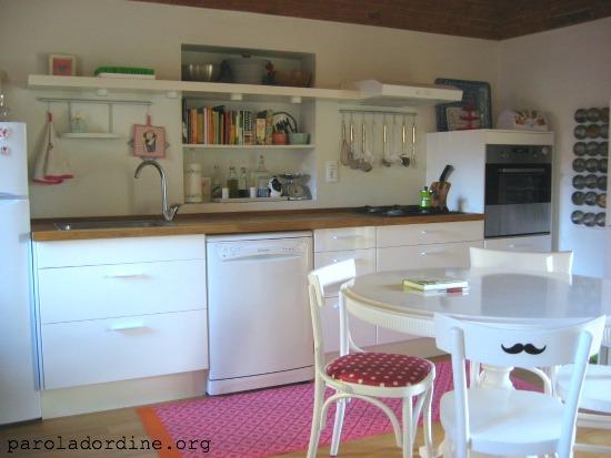 Paroladordine alessandra noseda una stanza al mese 3 - Parete attrezzata per cucina ...