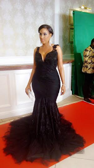6 glamourous Ghanaian stars on the red carpet