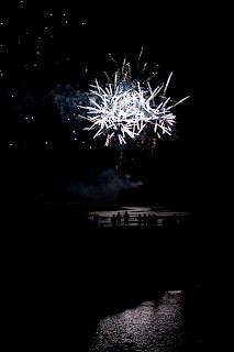 Fireworks Cornwall