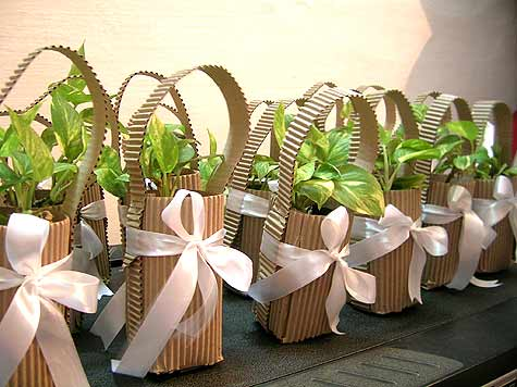events eco friendly green wedding tips