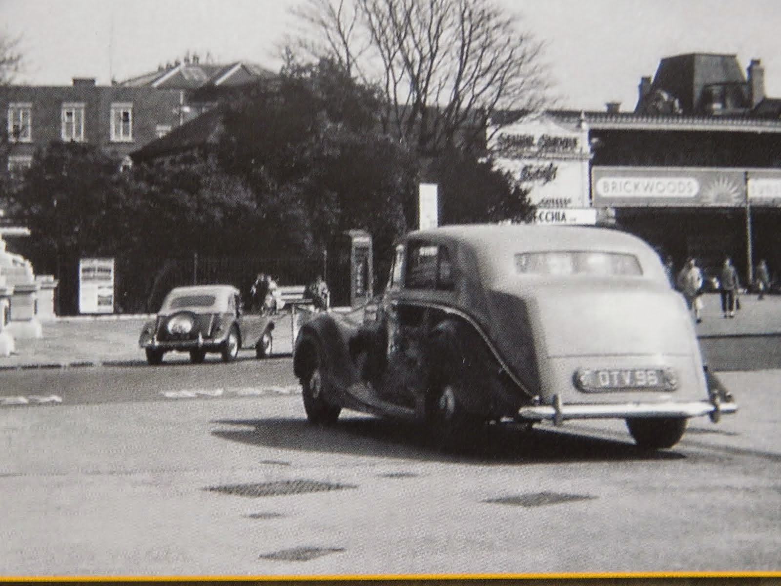 Guildhall Square 1950s