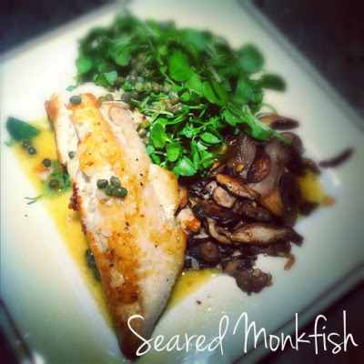 Healthy Monkfish Recipe