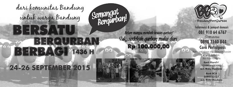 #BBQ | Bandung Berqurban