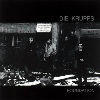 DIE KRUPPS-FOUNDATION, CD, 1997 (RECORDED: 1981-1990), GERMANY