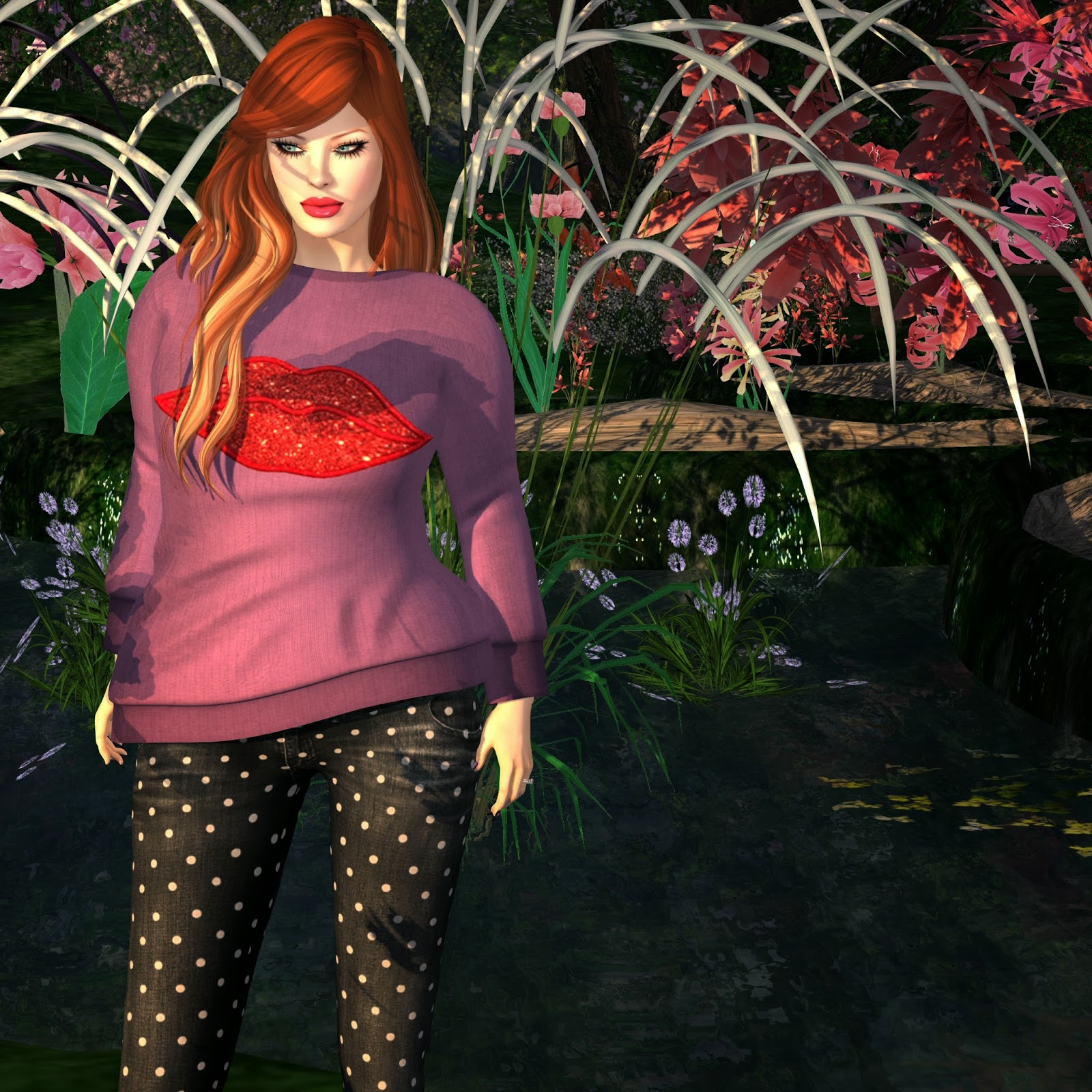 lunasea fashion muah sweater