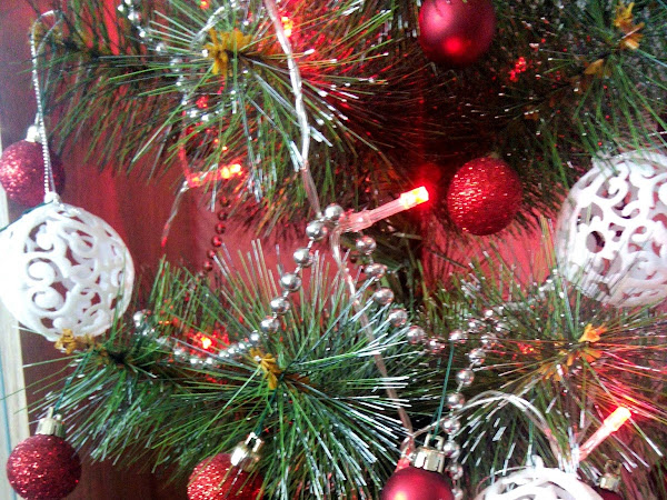 I ♥ CHRISTMAS TAG