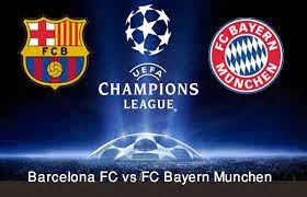 FC Barcelona-Bayern Munich