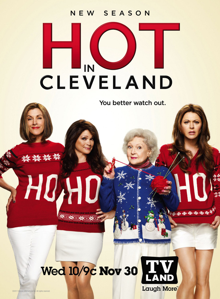 Baixar Hot in Cleveland – Temporada 04 Episodio 11 S04E11 HDTV + RMVB Legendado