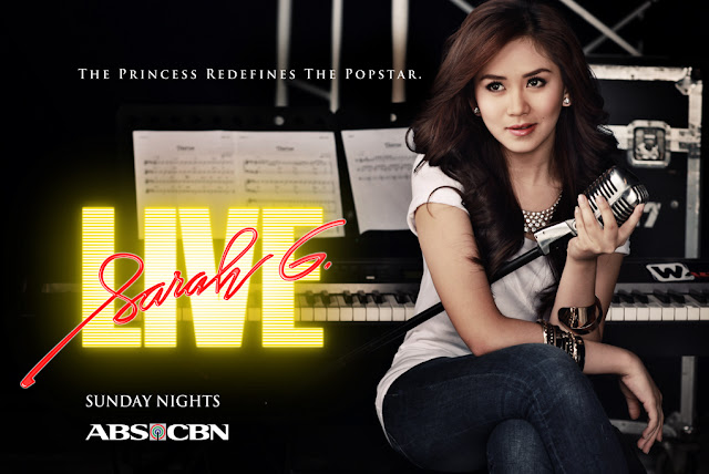 Sarah G Live ending soon, Pilipinas Got Talent to replace Sarah's show