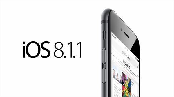 أحدث فيرم وير لنظام iOS 8.1.1 لأجهزة آي فون وآي باد وآي بود تاتش وكيفية تحديث الأجهزة