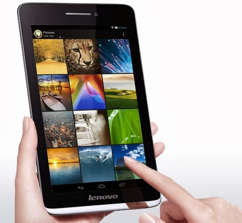Lenovo S5000 Tablet Quad Core Android Jelly Bean Harga 2 Jutaan