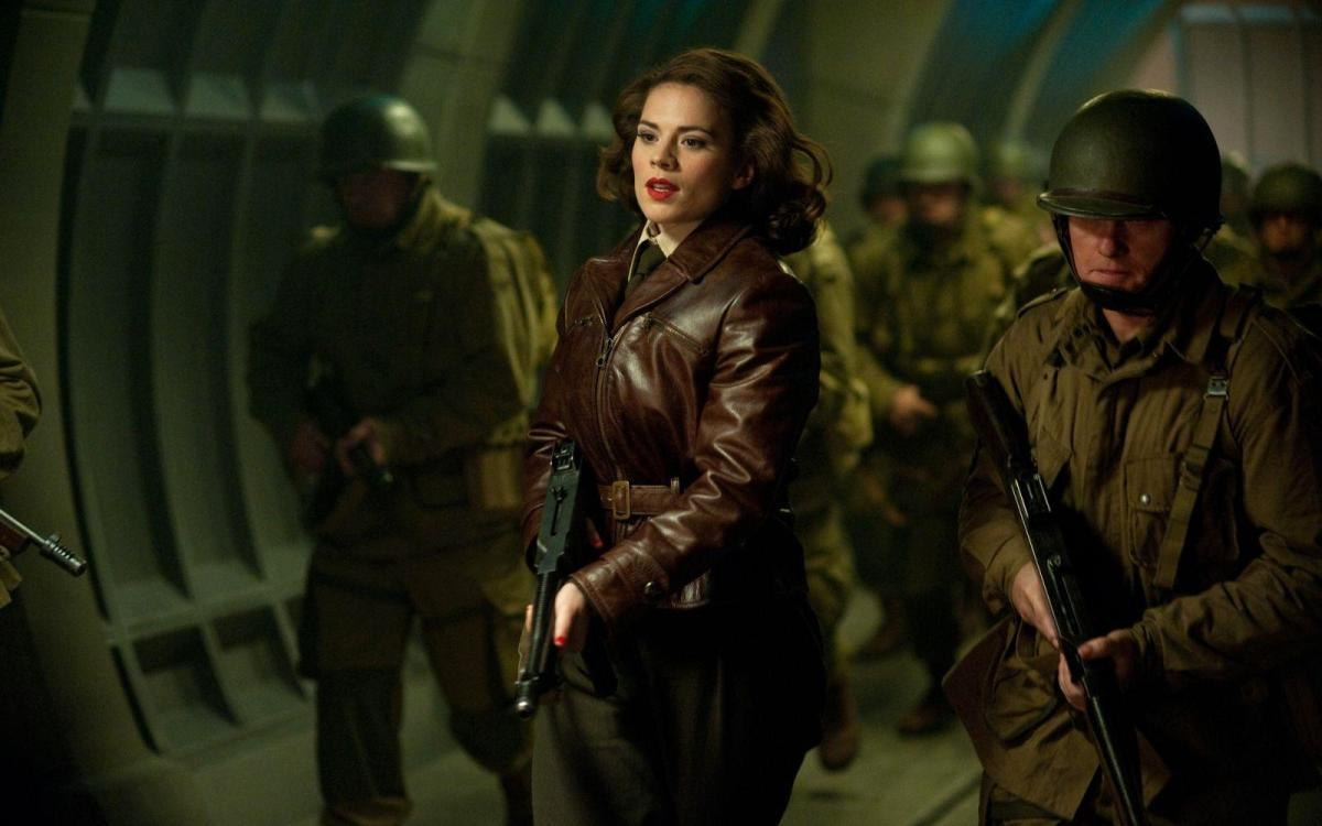 Hayley Atwell, Foto Artis Cantik 4