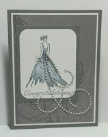 Beautiful Bride ~fun stampers journey