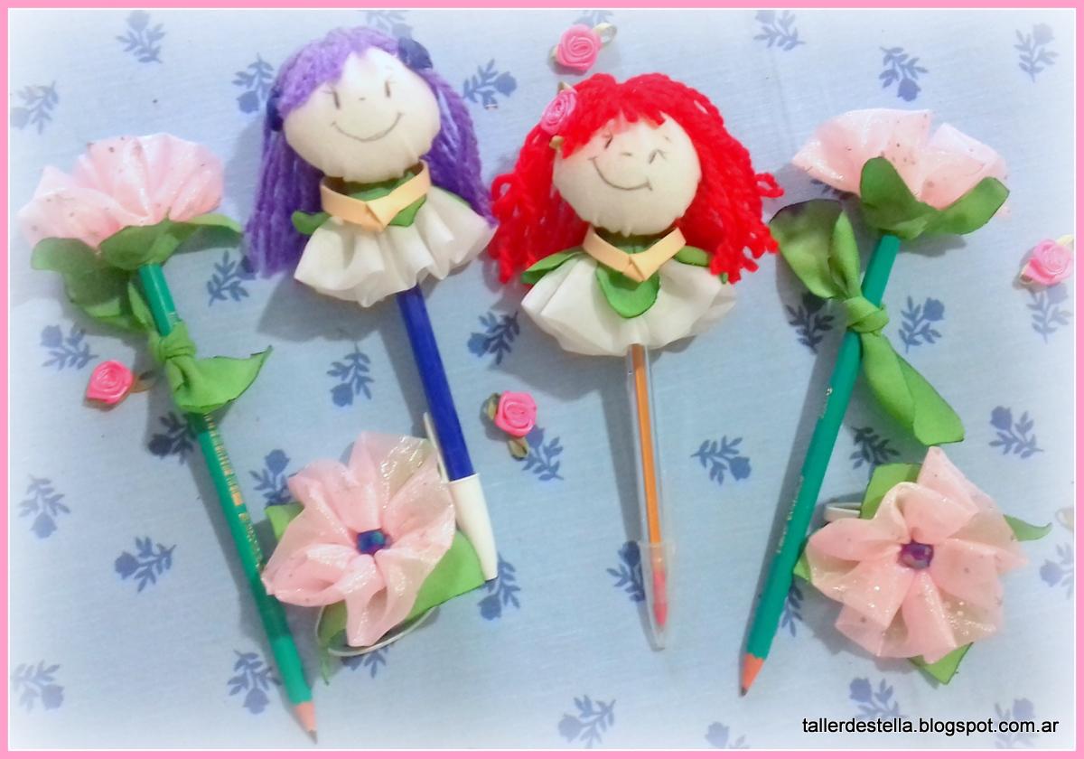 Làpices y Lapiceras de Princesas