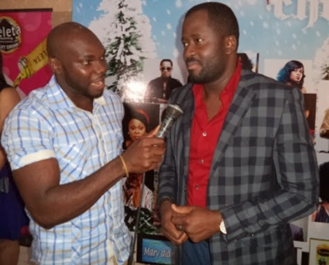 desmond elliot nollywood christmas party