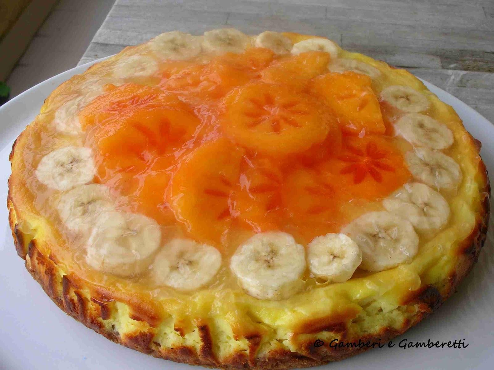 Ricottás torta