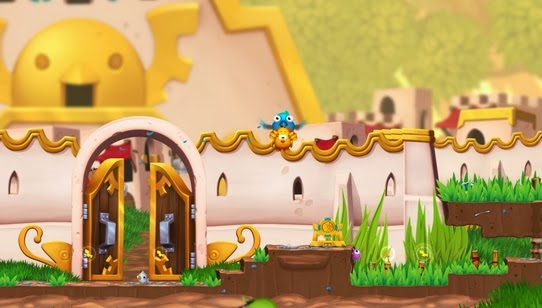 Gameplay Toki Tori 2+