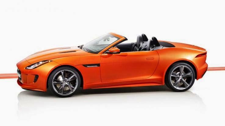 2014 Jaguar F-Type V8 S review notes