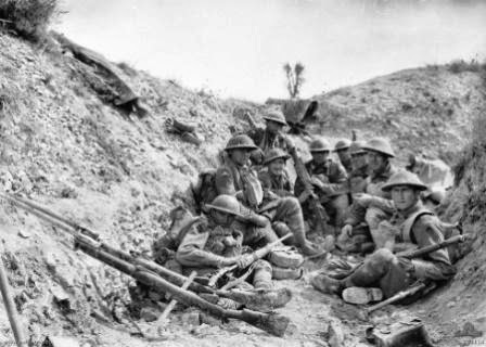 the death of a country through trenches of warfare It was never intended by any of the military that the western front in the first  world war should  trench warfare was not unknown  each country had its  own style of trench  80% bored to death 19% frozen to death 1% scared to  death.