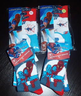 Spiderman underwear, Aldi specials
