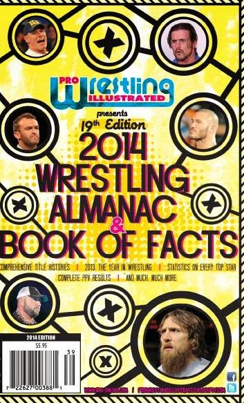 2014 PWI Almanac