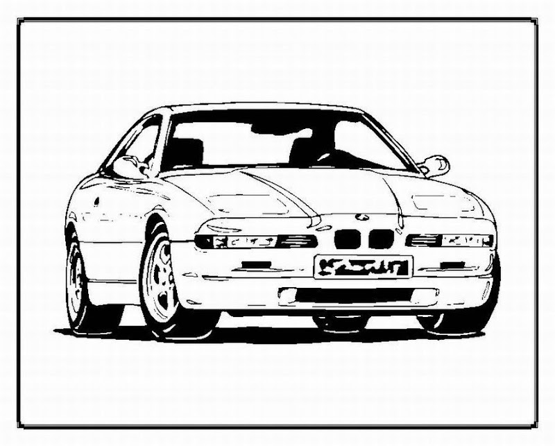 Cars coloring pages for kids picture 4 title=