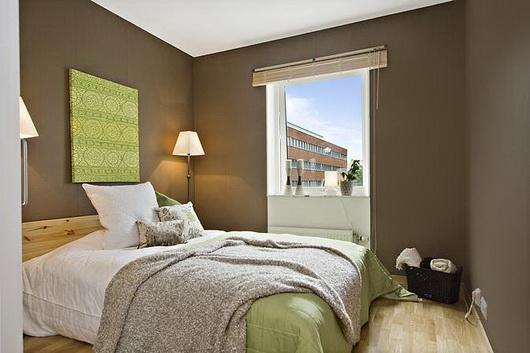 Colores relajantes para un dormitorio dormitorios con estilo for Colores relajantes para dormitorio