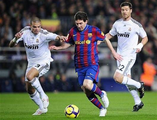 Resultado barcelona vs real madrid en vivo 2 2 empate for Juego del madrid hoy