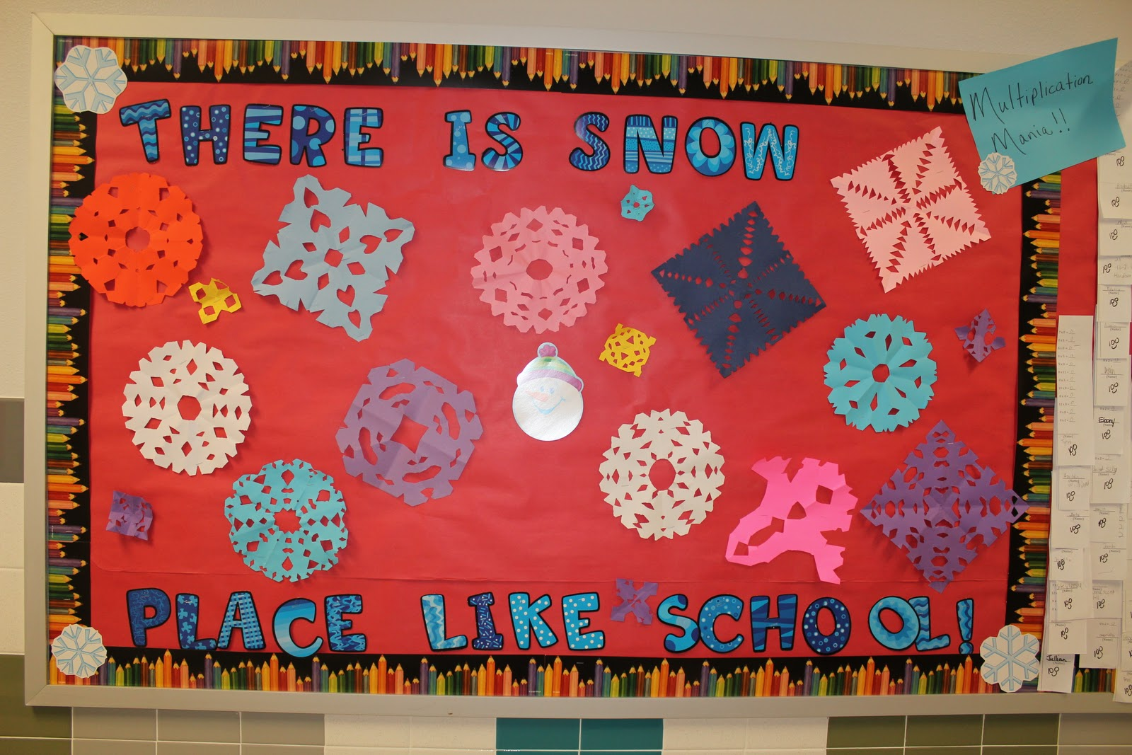 ... School Counselor using Expressive Art: January Bulletin Boards